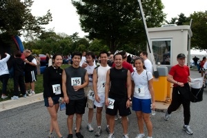 Our Running Crew