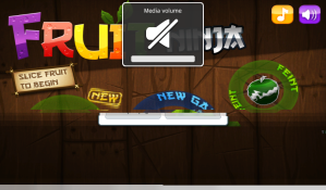 facking Fruit Ninja